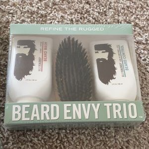 Billy Jealousy Beard Envy Trio
